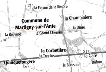 Domaine du Temple de Martigny