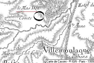 Domaine du Temple de Mas-Déu