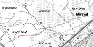 Domaine du Temple de Mas-Neuf