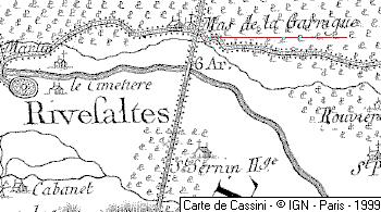 Maison du Temple de Mas-de-Garigue