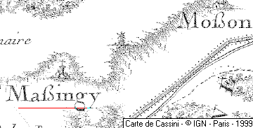 Domaine du Temple de Massingy