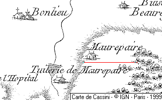 Domaine du Temple de Maurepaire