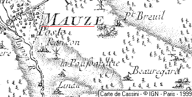 Domaine du Temple de Mauzé