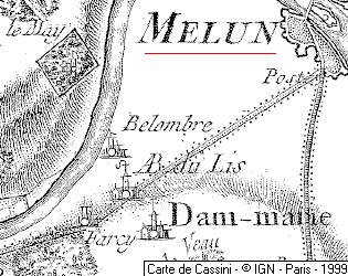 Domaine de l'Hôpital de Melun