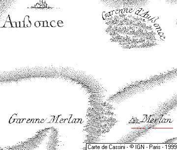Maison du Temple de Merlan