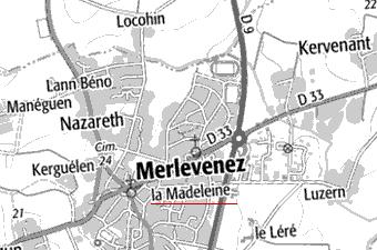 Domaine du temple de Merlevenez