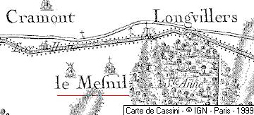 Domaine du Temple au Ménil