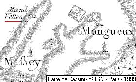 Domaine du Temple de Mesnil-Vallon