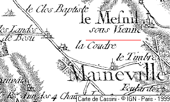 Domaines du Temple de Mesnil-sous-Vienne