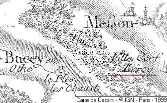 Domaine du  Temple de Messon au domaine d'Errey