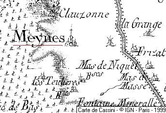 Maison du Temple de Meynes