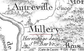 Maison du Temple de Millery
