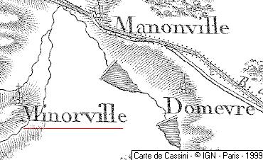 Maison du Temple de Minorville