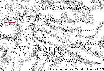Domaine du Temple de Mirailles
