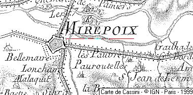 Maison du Temple de Mirepoix