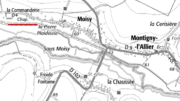 Commanderie de Moisy-le-Temple
