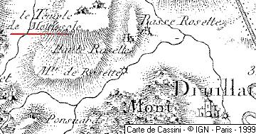 Maison du Temple de Molissole