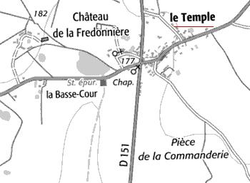 Domaine du Temple de Mondoubleau