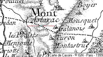 Biens du Temple de Mont-d'Astarac