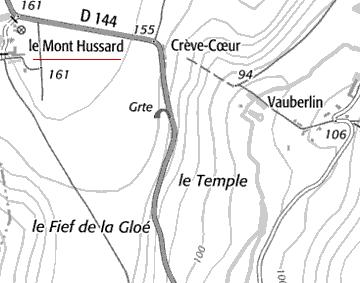 Domaine du Temple de Mont Hussard