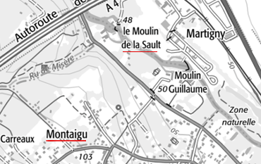 Domaine du Temple de Montaigu