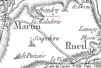 Fief du Temple de Montbaudry