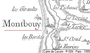 Maison du Temple de Montbouy