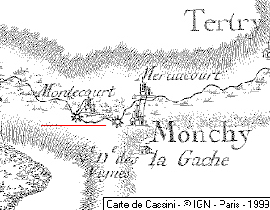 Maison du Temple de Montécourt
