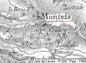 Maison du Temple de Montels