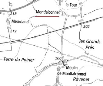 Seigneurie du Temple de Montfalconnet