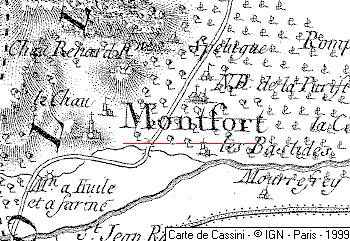Maison du Temple de Montfort-sur-Argens