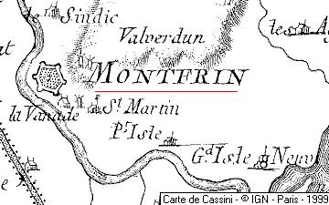 Maison du temple de Montfrin