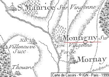 Domaine du Temple, Montigny-sur-Vivingeanne