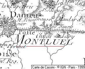 Maison du Temple de Montluel