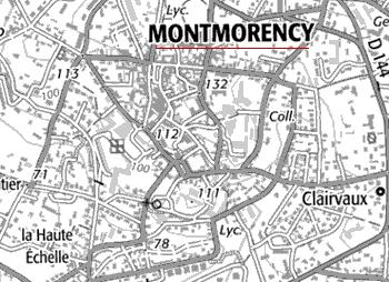 Maison du Temple de Montmorency
