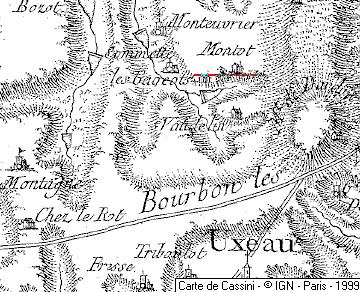 Domaine du Temple de Montot