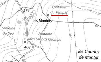 Domaine du Temple de Montots
