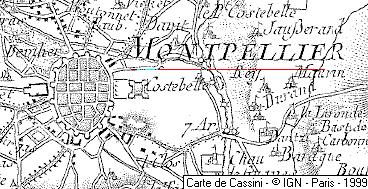 Maison du Temple de Montpellier