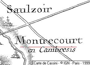 Domaine du Temple de Montrécourt