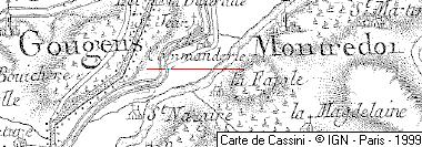Maison du Temple de Montredon à Carcassone