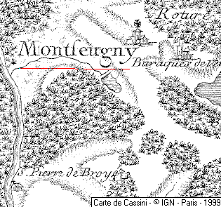 Commanderie de Malte de Montseugny