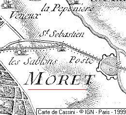 Domaine du Temple de Moret-sur-Loing