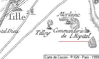 Maison du Temple de Morlaine