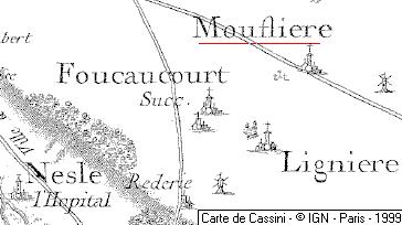 Domaine du Temple de Mouflières