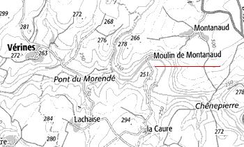 Domaine du Temple Moulin Montanaud