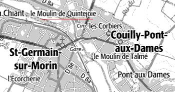 Moulin, de Quintejoie