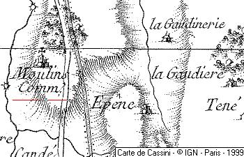 Maison du Temple Les Moulins