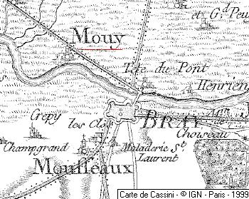 Domaine du Temple Mouy-sur-Seine