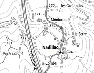 Domaine du Temple de Nadillac