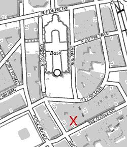 Maison du Temple de Nantes